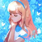 Alice by samuelyounart