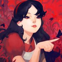 Dark Alice by samuelyounart