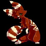 Lia pixel by ToonieCheckers