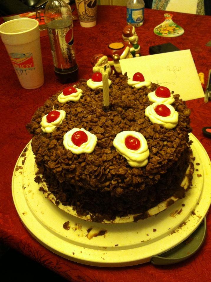My Wonderful Birthday Cake By Kagekitsue On Deviantart