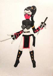 Mileena (Kahnum) Redesign by ThrougTheDark101-2