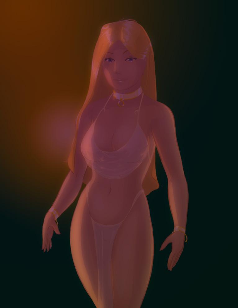 Deviantart Slave Girl