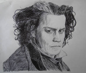 Sweeney Todd by andyart01