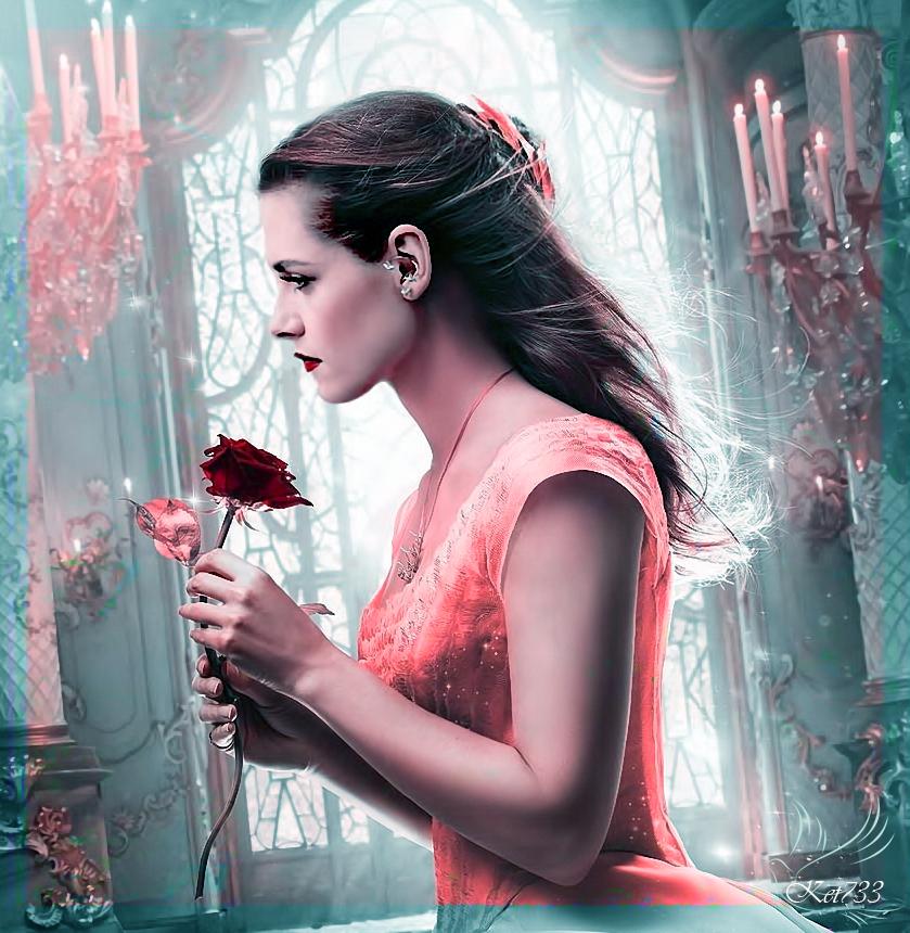 Kristen Stewart (manip) by Ket733