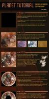 Planet tutorial - ITA by Sabrine