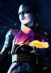 Peebee - Mass Effect Andromeda