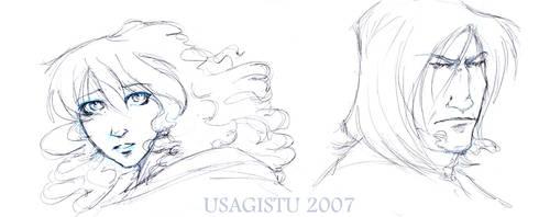 No Color by usagistu
