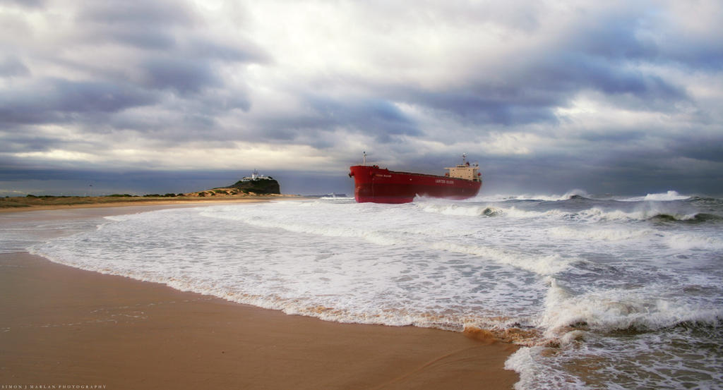 Beached II by Darth-Marlan