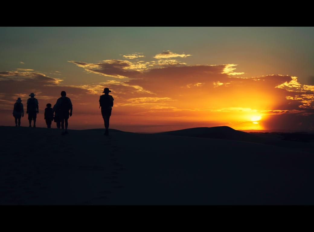 Towards the sun by Darth-Marlan