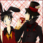 OP: March Hare and Mad Hatter