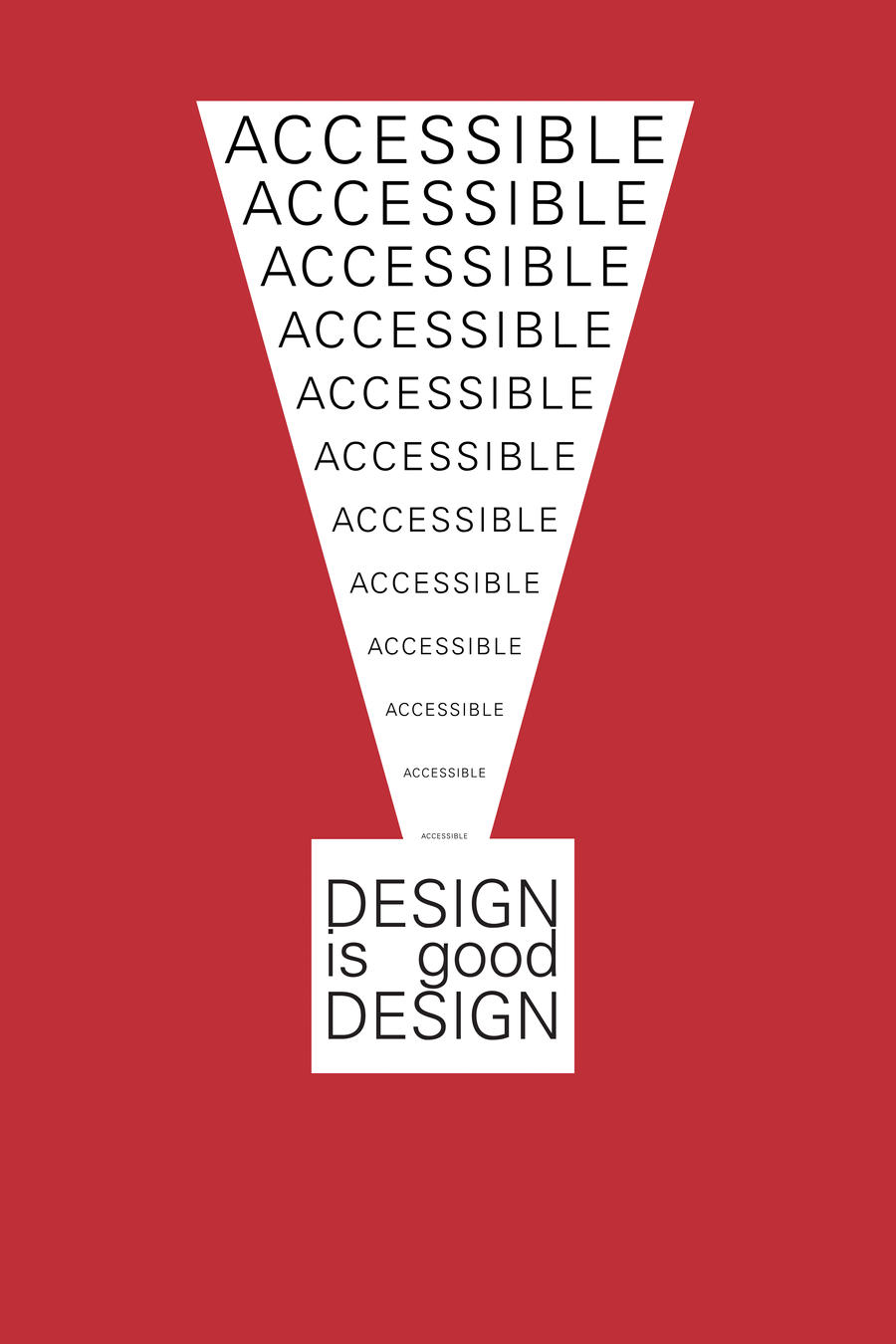 Accessible Design by Dove-Voice