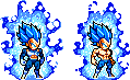 Vegeta SSB and Beyond by Feyrnand