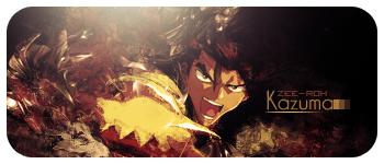 Kazuma Sig by T4kumI