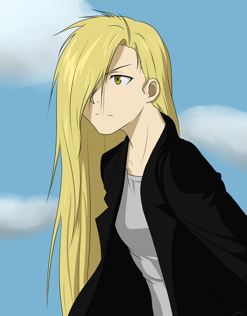 :: Alphonse :: by Akuma-no-Atisuto