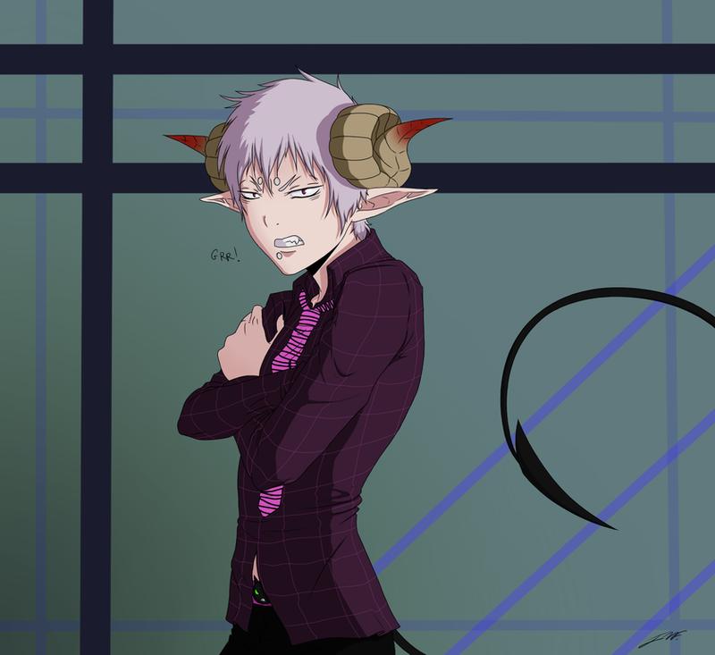 :: Astaroth :: by Akuma-no-Atisuto