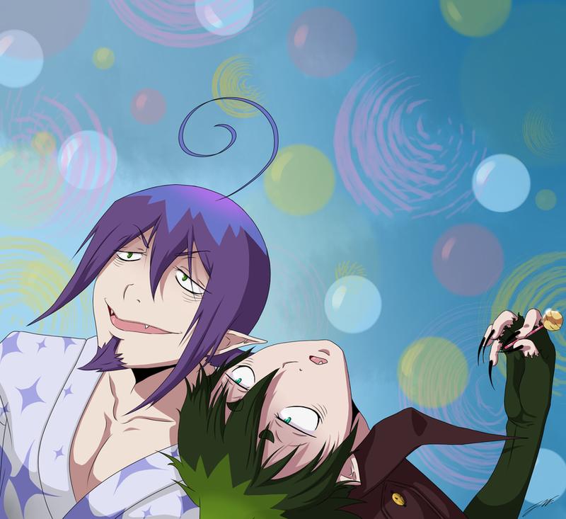 :: What's that Aniue? :: by Akuma-no-Atisuto