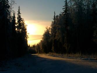 Solar Road by kornmonkie
