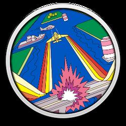 River Raid Icon