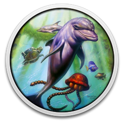 Ecco the Dolphin Tides of Time