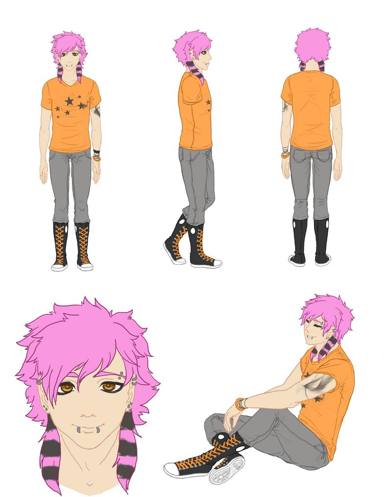 Day1: Original Character by Sorahari-chan