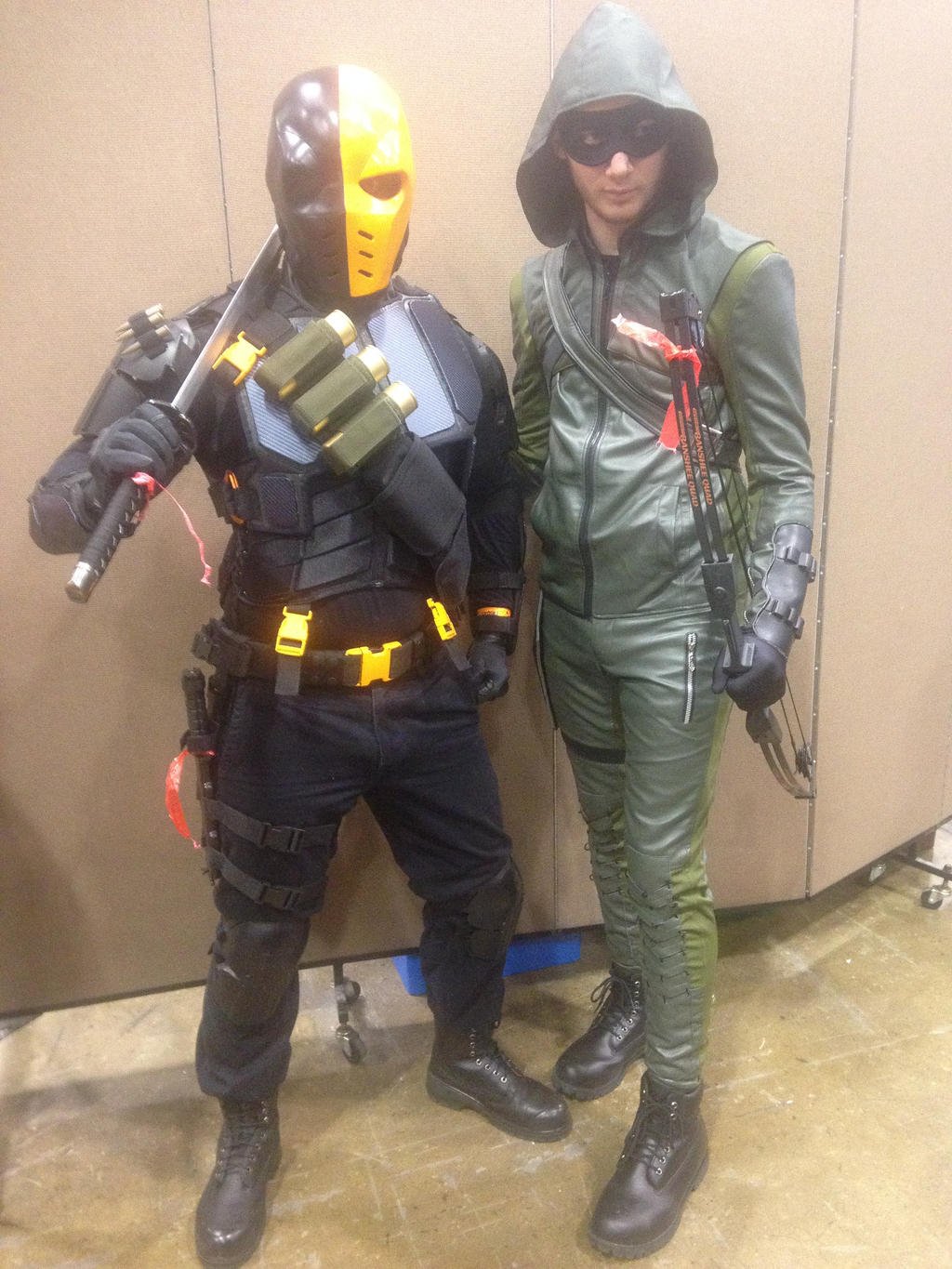 deathstroke arrow cosplay - photo #17