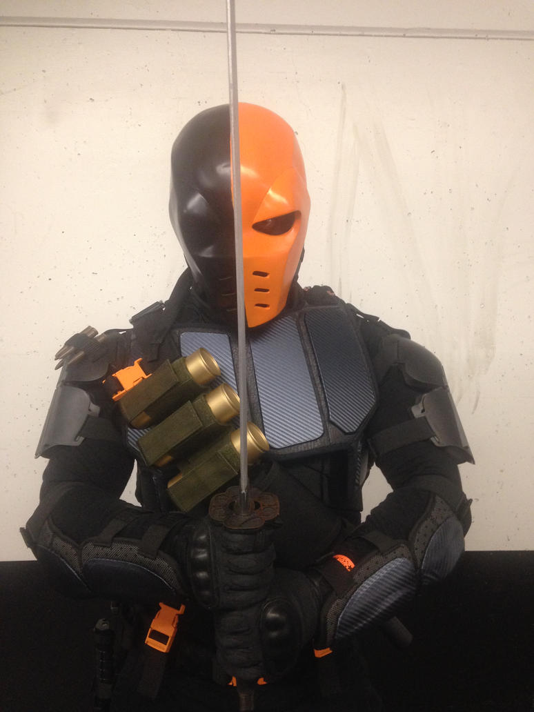 deathstroke arrow cosplay - photo #1