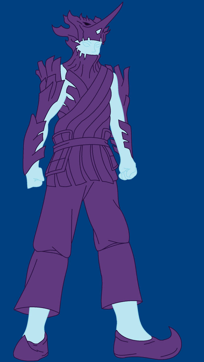 Perfect Susanoo Indra Mode by Rct29 on DeviantArt
