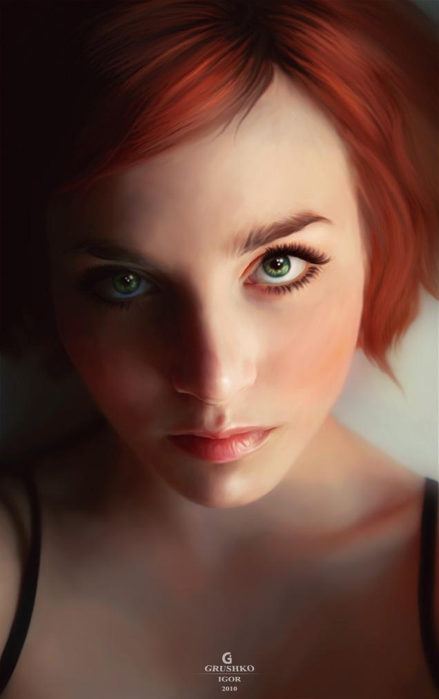 Girl by Vayne17