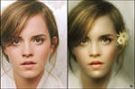 Emma Watson (before-after)