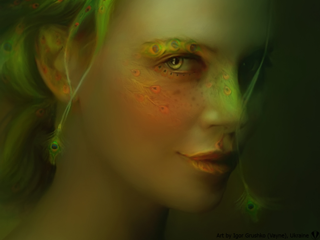 fantasy charlize theronwallpaper by vayne17 on deviantart