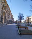 Empty Kyiv