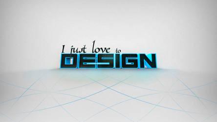 I love design-wallpaper