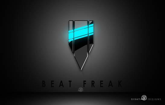 BeatFreak-3D Logo