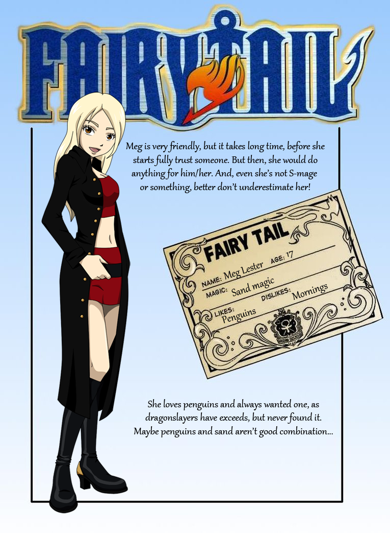 Meg's infocard :3 by MidoriShirane
