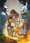 Bardik and Marina by Raka-Raka