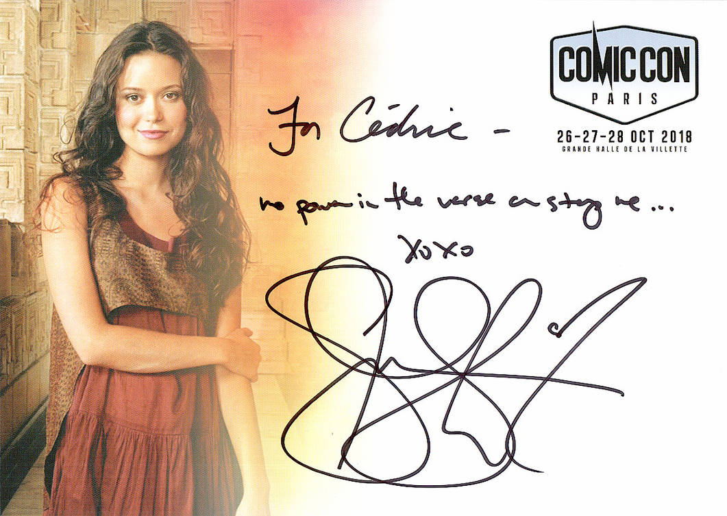 Summer Glau dedication by Kervala on DeviantArt