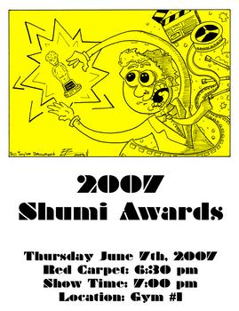 2007 Shumi Awards Program