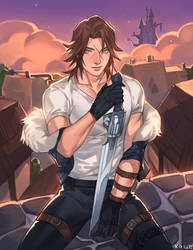 Leon by Xoue