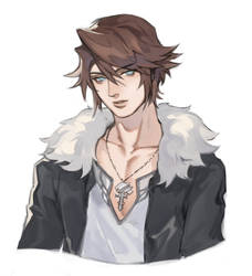 squall by Xoue