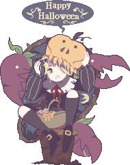 Halloween by liIlet
