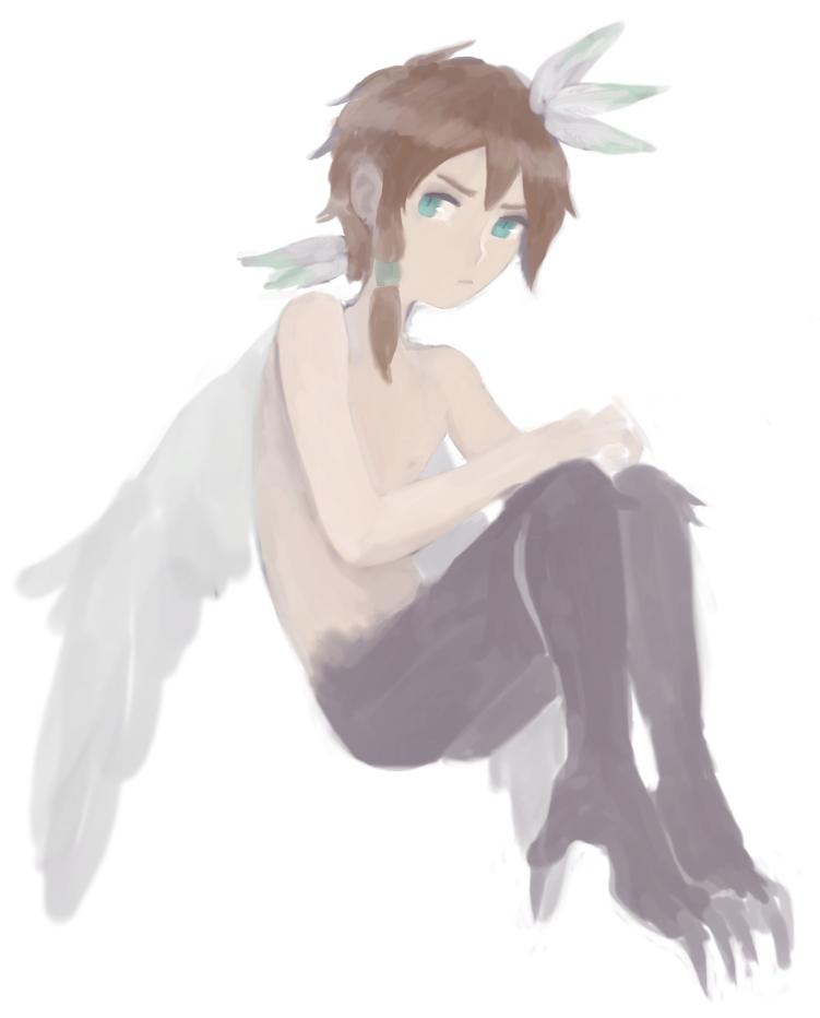 harpy by liIlet