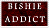 Bishie Addict Stamp by gethsemane-butler