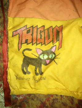 Trigun Apron -Pocket Right