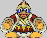 king dedede by birdman91