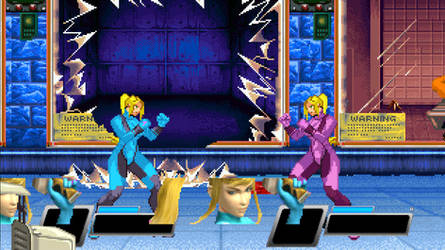 First Look Zero suit mvc style