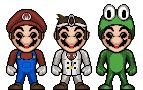 Mario by birdman91