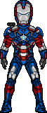 iron patriot by birdman91