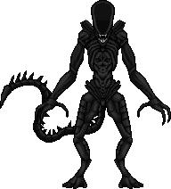 Xenomorph (Aliens Movie) by birdman91