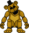 Golden Freddy by birdman91