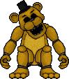 Golden Freddy by birdman91